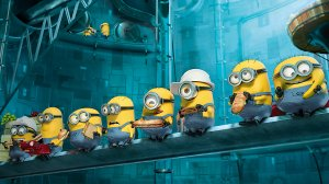 minions-eating-working-lunch-free-desktop-wallpaper-3840x2160
